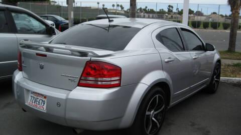 2009 Dodge Avenger for sale at CABO MOTORS in Chula Vista CA
