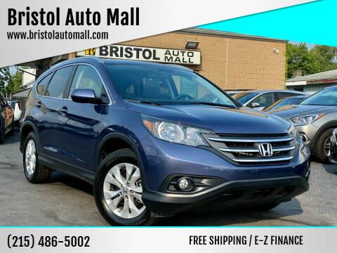 2013 Honda CR-V for sale at Bristol Auto Mall in Levittown PA