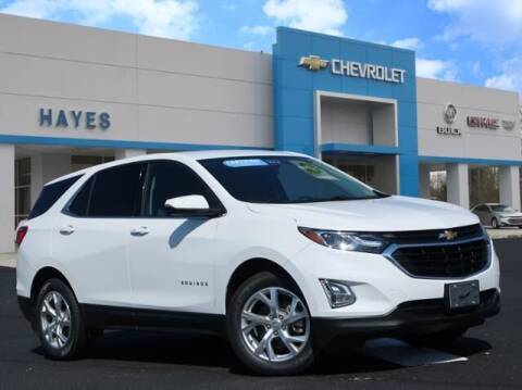 2018 Chevrolet Equinox for sale at HAYES CHEVROLET Buick GMC Cadillac Inc in Alto GA