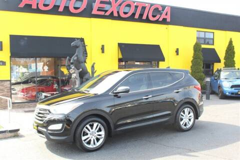 2013 Hyundai Santa Fe Sport for sale at Auto Exotica in Red Bank NJ