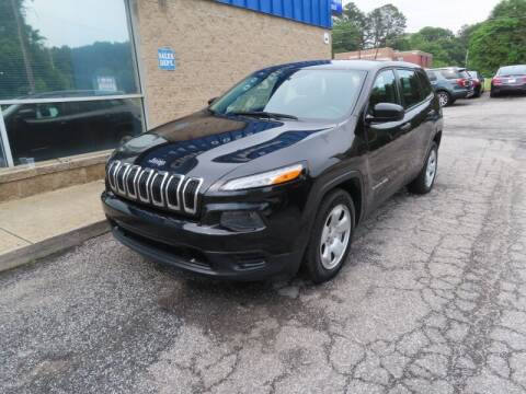 2016 Jeep Cherokee for sale at Southern Auto Solutions - 1st Choice Autos in Marietta GA