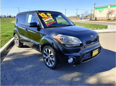 2013 Kia Soul for sale at D & I Auto Sales in Modesto CA