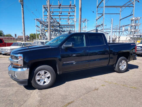 2017 Chevrolet Silverado 1500 for sale at Salmon Automotive Inc. in Tracy MN
