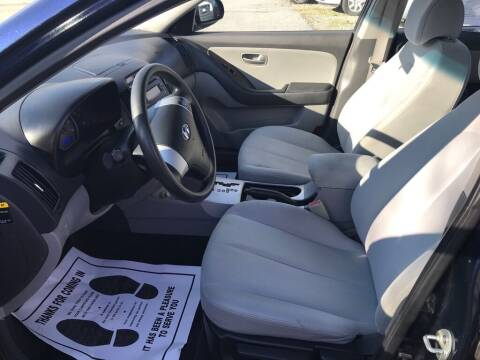 2009 Hyundai Elantra for sale at Ridetime Auto in Suffolk VA