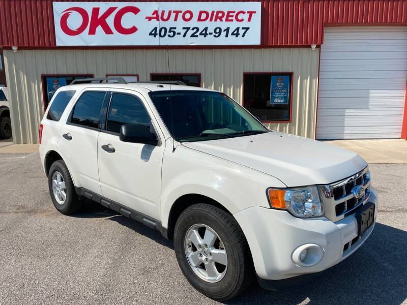 2012 Ford Escape for sale at OKC Auto Direct, LLC in Oklahoma City OK
