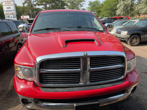2005 Dodge Ram Pickup 1500 for sale at Continental Auto Sales in White Bear Lake MN