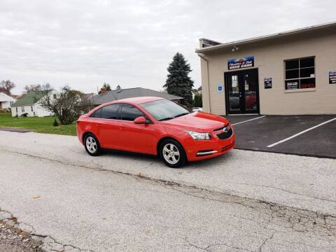 2014 Chevrolet Cruze for sale at Hackler & Son Used Cars in Red Lion PA