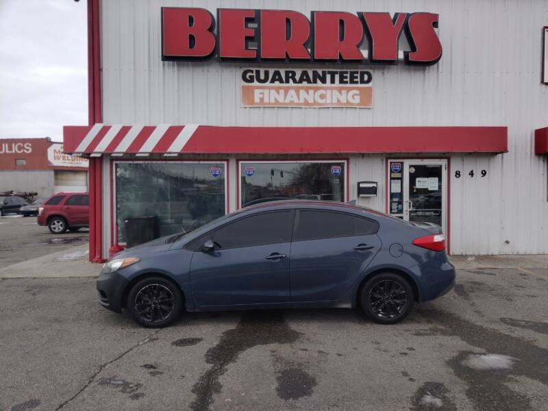 2016 Kia Forte for sale at Berry's Cherries Auto in Billings MT