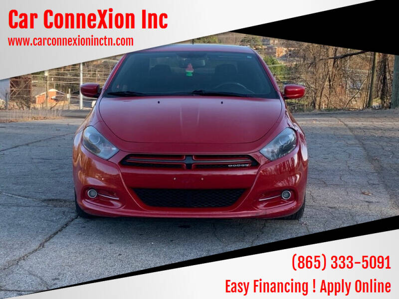 2013 Dodge Dart for sale at Car ConneXion Inc in Knoxville TN