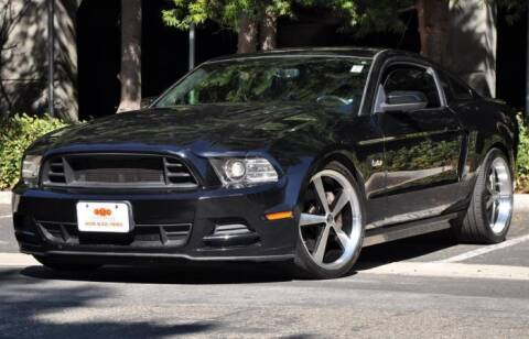 2013 Ford Mustang for sale at AMC Auto Sales Inc in San Jose CA