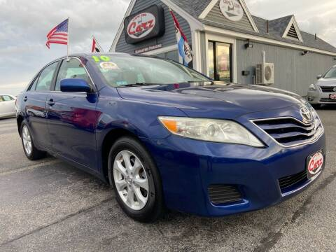 2010 Toyota Camry for sale at Cape Cod Carz in Hyannis MA