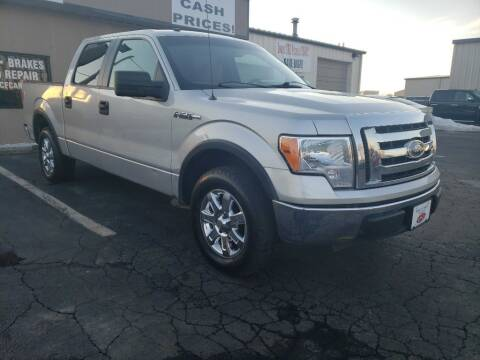 2010 Ford F-150 for sale at Used Car Factory Sales & Service Troy in Troy OH