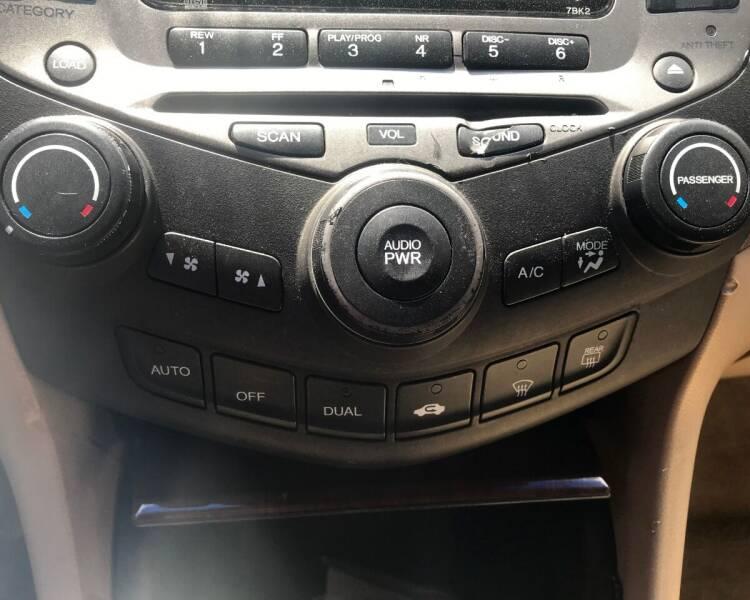 2007 Honda Accord EX-L 4dr Sedan (2.4L I4 5A) - Monroe LA
