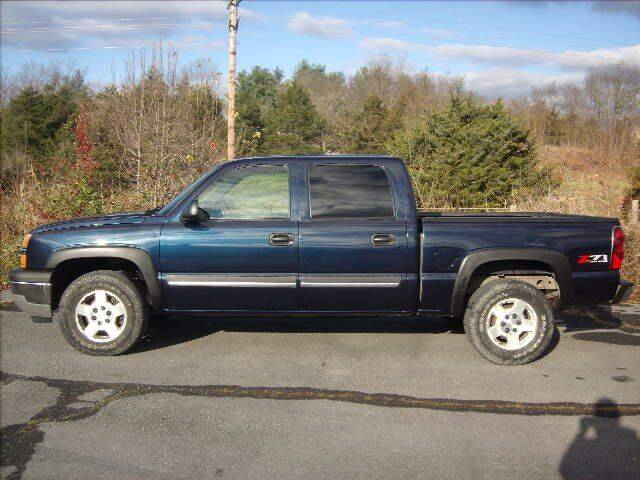 2005 Chevrolet Silverado 1500 for sale at Broadway Motors LLC in Broadway VA