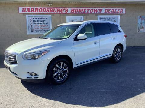 2014 Infiniti QX60 for sale at Auto Martt, LLC in Harrodsburg KY