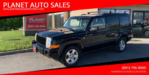 2006 Jeep Commander for sale at PLANET AUTO SALES in Lindon UT