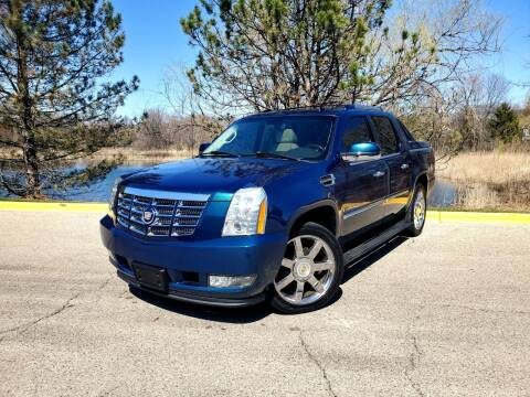 2007 Cadillac Escalade EXT for sale at Excalibur Auto Sales in Palatine IL