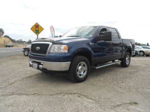 2007 Ford F-150 for sale at Mountain Auto in Jackson CA