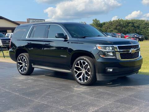 2015 Chevrolet Tahoe for sale at Jackson Automotive LLC in Glasgow KY