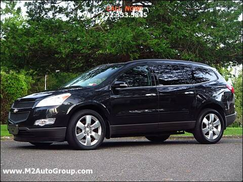 2010 Chevrolet Traverse for sale at M2 Auto Group Llc. EAST BRUNSWICK in East Brunswick NJ