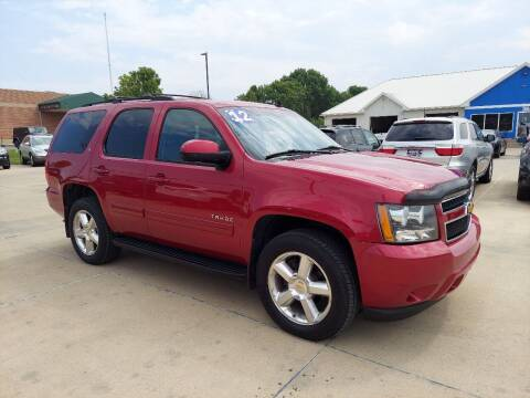 2012 Chevrolet Tahoe for sale at America Auto Inc in South Sioux City NE