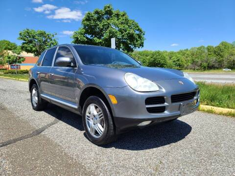 2004 Porsche Cayenne for sale at Premium Auto Outlet Inc in Sewell NJ