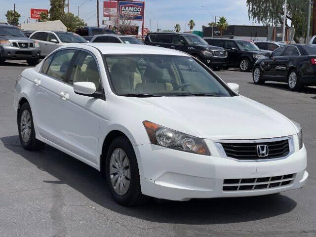 2008 Honda Accord for sale at Brown & Brown Wholesale in Mesa AZ