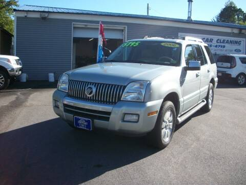 2006 Mercury Mountaineer for sale at Auto Images Auto Sales LLC in Rochester NH