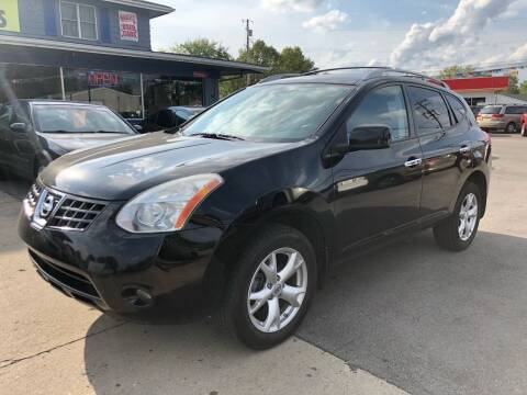 2010 Nissan Rogue for sale at Wise Investments Auto Sales in Sellersburg IN