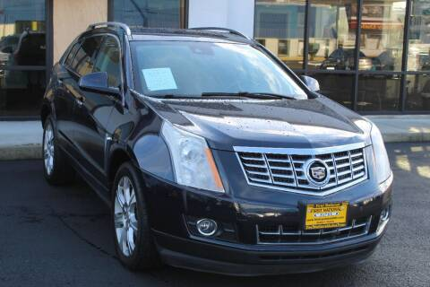 2015 Cadillac SRX for sale at First National Autos in Lakewood WA