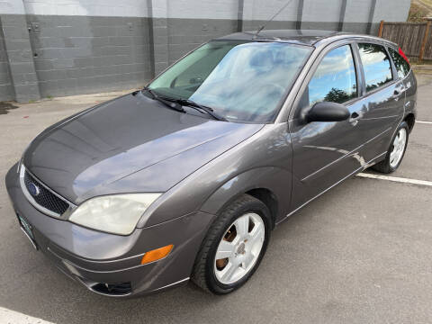 2007 Ford Focus for sale at APX Auto Brokers in Lynnwood WA