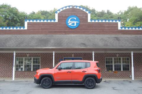 2018 Jeep Renegade for sale at Gardner Motors in Elizabethtown PA