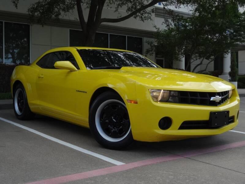 2013 Chevrolet Camaro for sale at 123 Car 2 Go LLC in Dallas TX