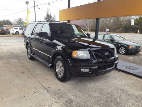2006 Ford Expedition for sale at PIRATE AUTO SALES in Greenville NC