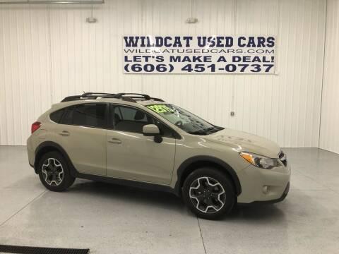 2014 Subaru XV Crosstrek for sale at Wildcat Used Cars in Somerset KY
