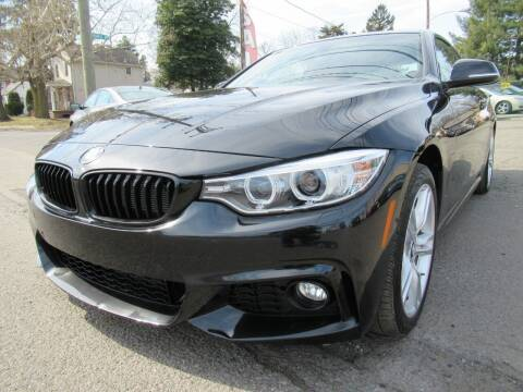 2016 BMW 4 Series for sale at PRESTIGE IMPORT AUTO SALES in Morrisville PA
