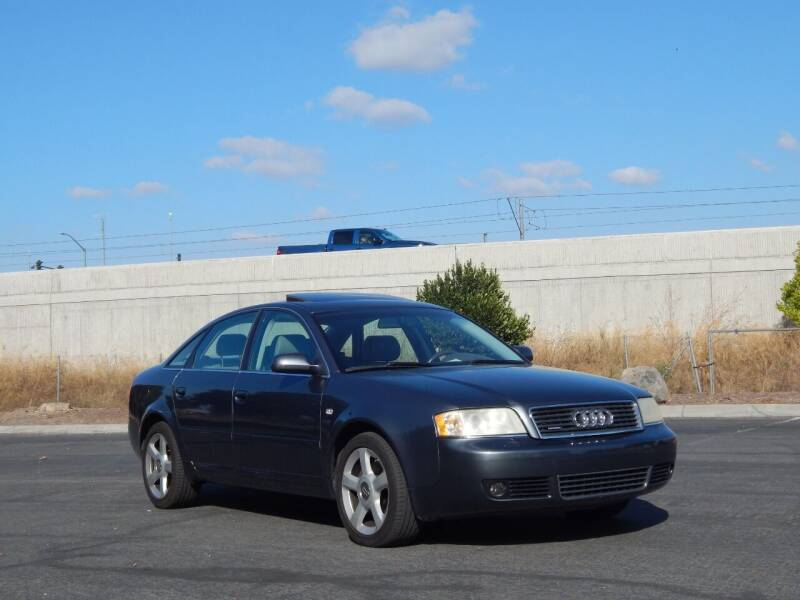 2004 Audi A6 for sale at Crow`s Auto Sales in San Jose CA