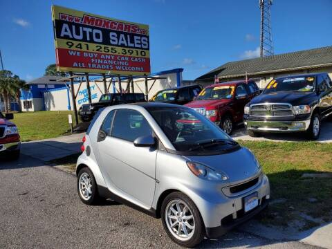 2008 Smart fortwo for sale at Mox Motors in Port Charlotte FL