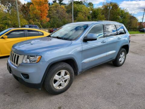 2012 Jeep Grand Cherokee for sale at JDL Automotive and Detailing in Plymouth WI