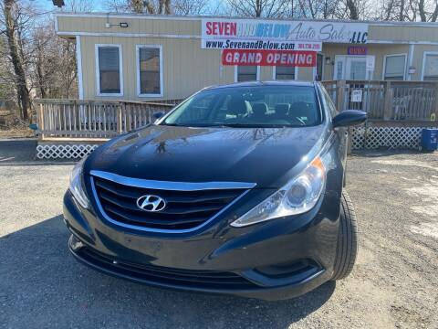 2012 Hyundai Sonata for sale at Seven and Below Auto Sales, LLC in Rockville MD