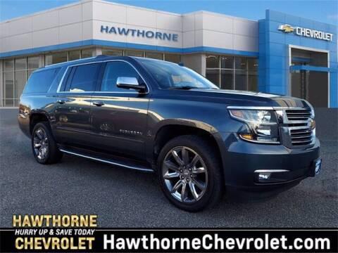 2020 Chevrolet Suburban for sale at Hawthorne Chevrolet in Hawthorne NJ