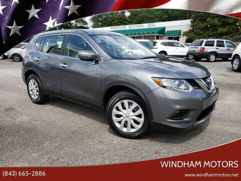 2015 Nissan Rogue for sale at Windham Motors in Florence SC