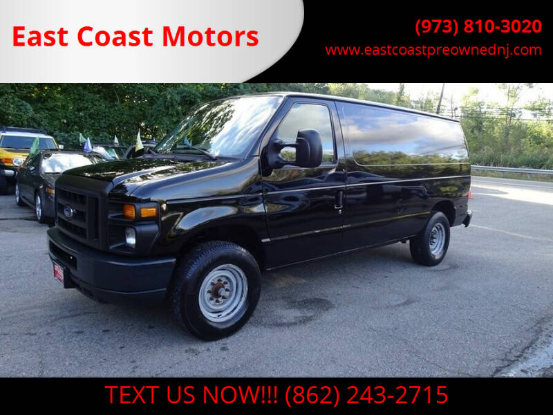 2012 Ford E-Series Cargo for sale at East Coast Motors in Lake Hopatcong NJ