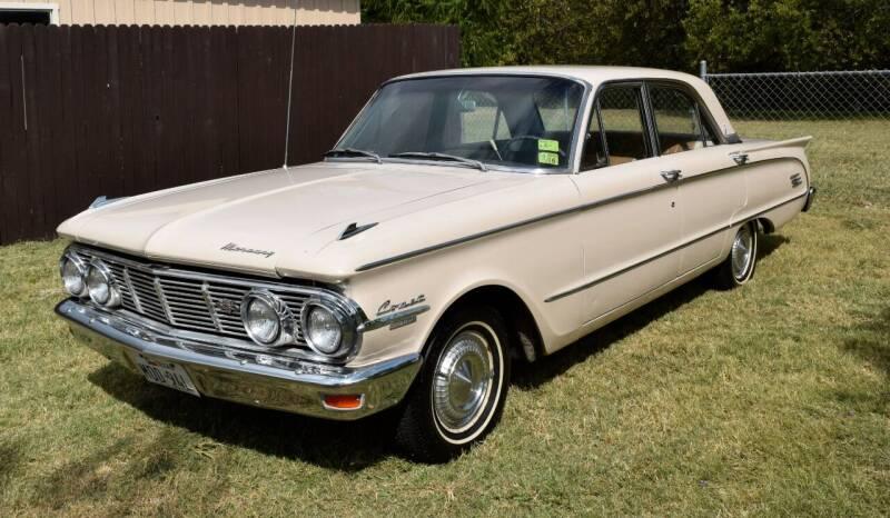 1963 Mercury Comet Custom for sale at Pat's Auto Sales in Pilot Point TX