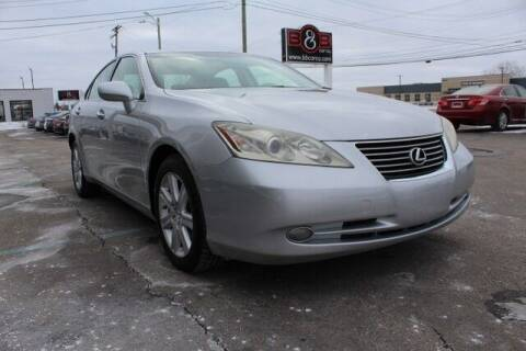 2009 Lexus ES 350 for sale at B & B Car Co Inc. in Clinton Twp MI