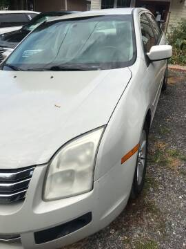 2008 Ford Fusion for sale at PREOWNED CAR STORE in Bunker Hill WV