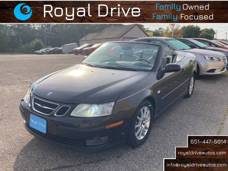 2004 Saab 9-3 for sale at Royal Drive in Newport MN