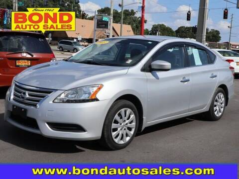 2013 Nissan Sentra for sale at Bond Auto Sales in St Petersburg FL