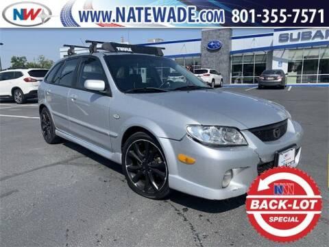 2003 Mazda Protege5 for sale at NATE WADE SUBARU in Salt Lake City UT