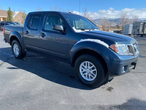 2015 Nissan Frontier for sale at Salida Auto Sales in Salida CO